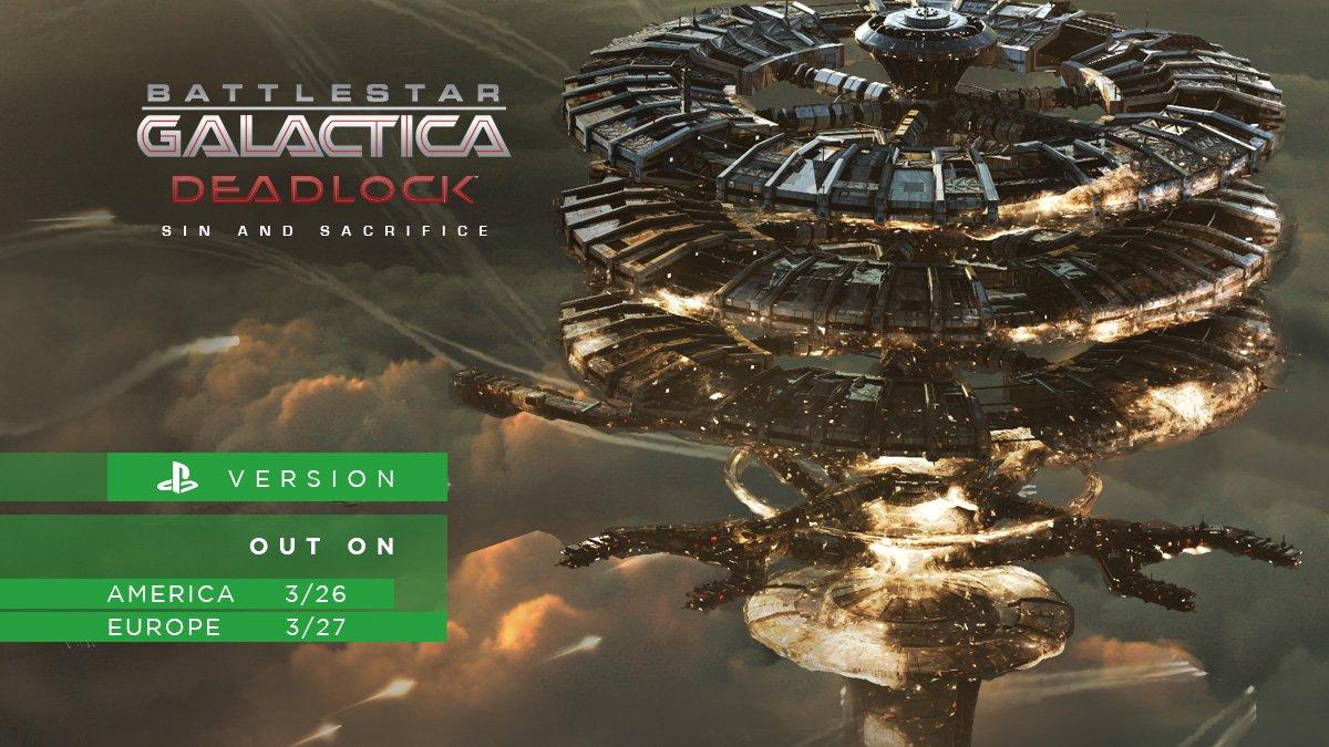 battlestar galactica deadlock sin and sacrifice review