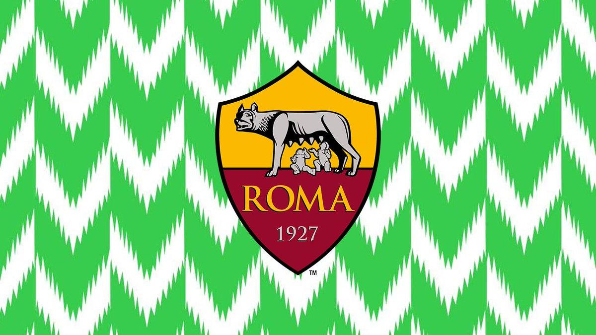 Introducing @ASRomaPidgin   #ASRoma become first European football club to launch Nigerian Pidgin English Twitter account 🇳🇬#NaijaTwitter   Full story: https://www.asroma.com/en/news/2019/3/roma-launch-new-nigerian-pidgin-english-twitter-account…