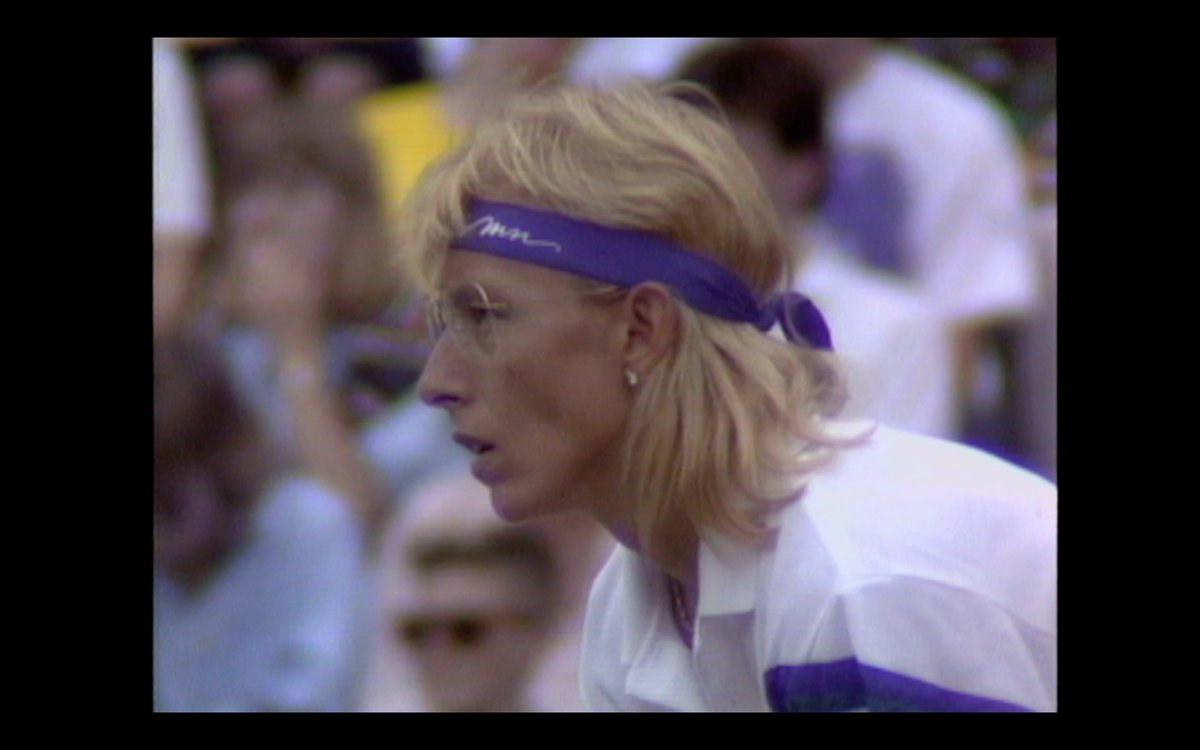 #WomensHistoryMonth  We celebrate the incomparable tennis legend @Martina who won 59 #GrandSlam titles @rolandgarros @wimbledon @usopen @AustralianOpen including a record 9 @Wimbledon Singles! Watch her journey in @thewinningfilm @netflix @itunes #worldwide  http:// bit.ly/iTUNESWIN  &nbsp;  <br>http://pic.twitter.com/Qgmo1fudB2