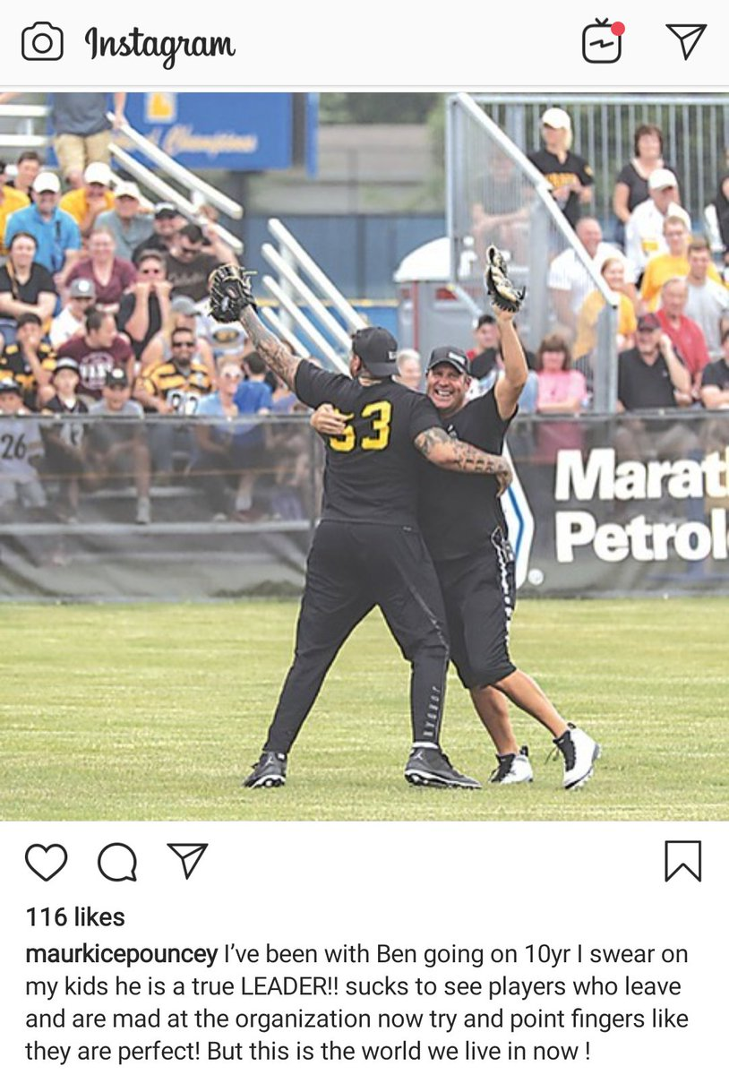 Maurkice Pouncey&#39;s Instagram post defending Ben Roethlisberger as a &quot;true leader.&quot; #Steelers <br>http://pic.twitter.com/43nfGX9UYW