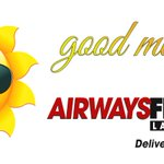 Image for the Tweet beginning: Good morning from @Airways_Freight Let's