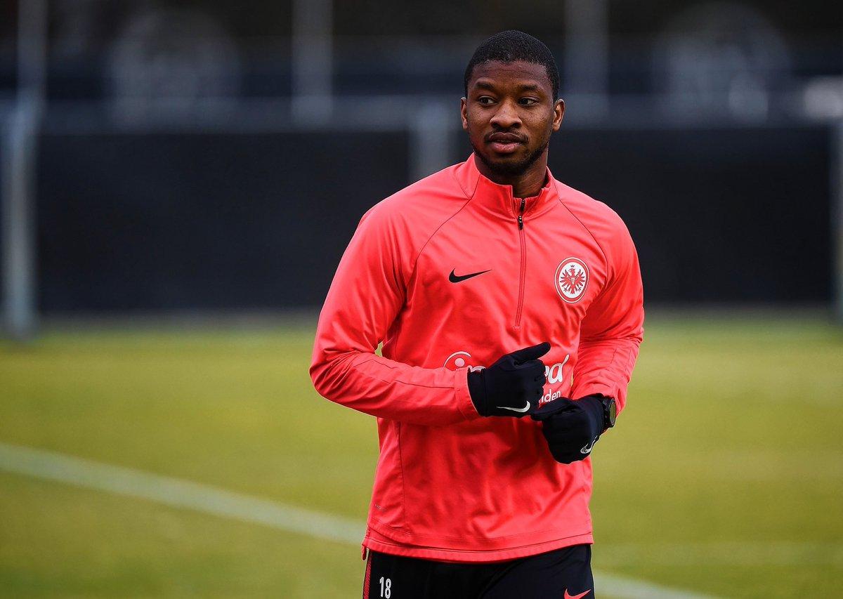 Almamy Touré (Eintracht Francfort) est appelé en Équipe de France Espoirs en remplacement de Kelvin Amian. https://t.co/ZTaNv5lm3u