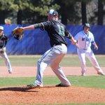 Image for the Tweet beginning: Baseball: Pioneer Baseball Splits Day