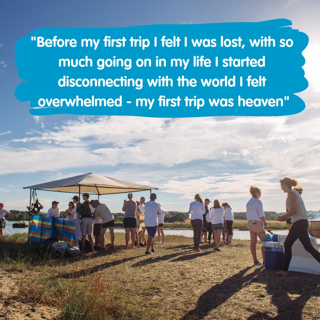 Hundreds of young people find happiness through our trips each year so today on #InternationalDayOfHappiness we thought we would share a few quotes. The feedback we receive from the young people we support never fails to put a smile on our face 😀 #ConfidenceafterCancer