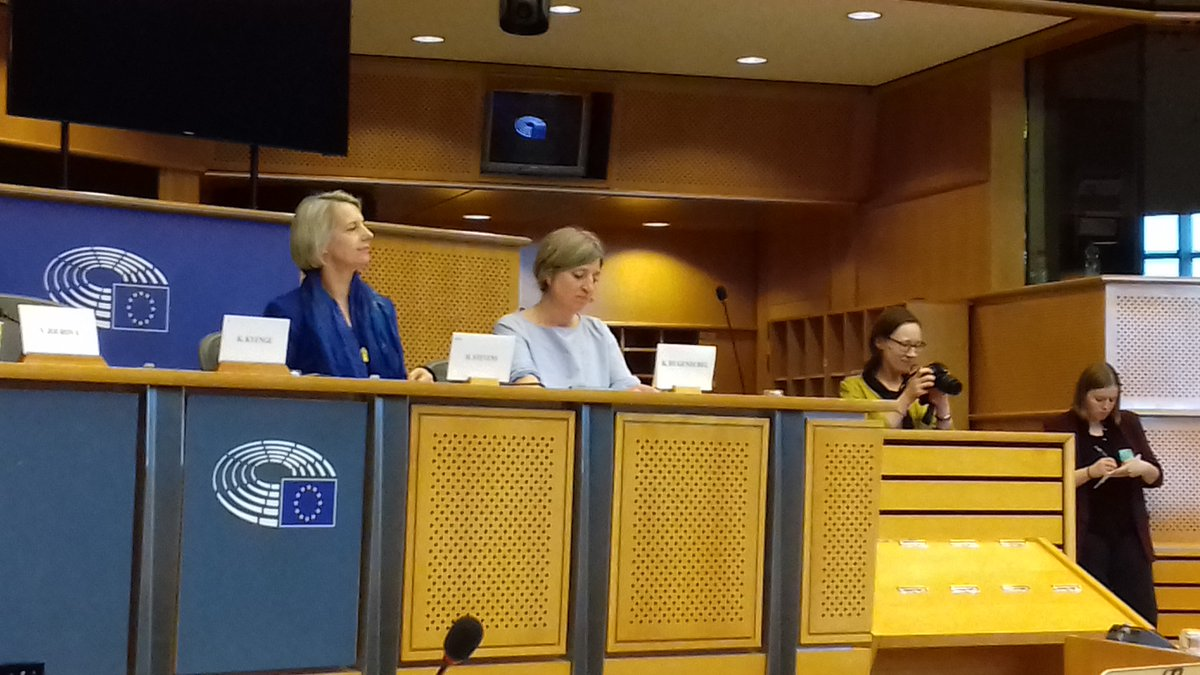 So NVA MEP trying to defend her party political view on migration and trying the whitegaze thing by saying we have foreigners member. Live my life of PAD Human Rights  defender.... @EUNetworkPAD @IDPAD_Belgium