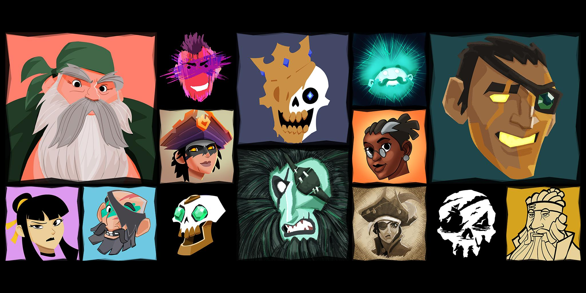 Sea Of Thieves On Twitter Want To Refresh Your Look On Xbox Live We Ve Launched 14 Seaofthieves Gamerpics As Part Of Our First Anniversary Celebrations Which One Will You Be Picking Https T Co Xdz6oaw0yf