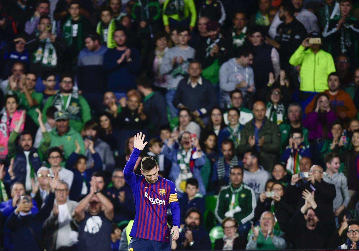 Barca Galaxy's photo on Messi