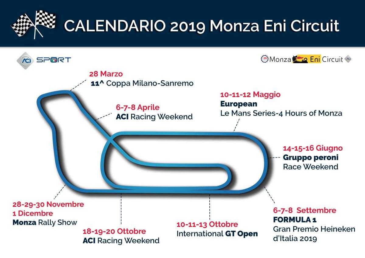 Monzanet Calendario 2020.Gpditalia Hashtag On Twitter