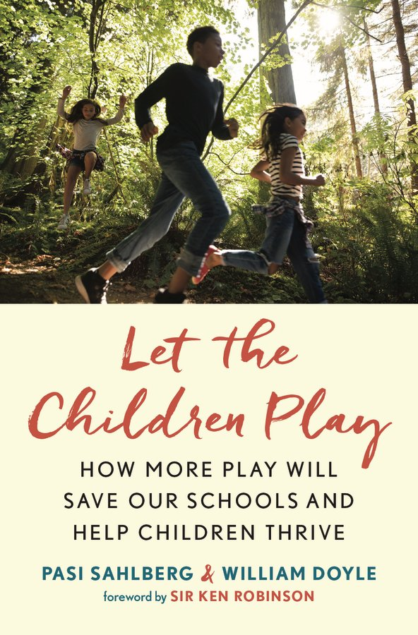 "Just approved the final galleys of ""Let the Children Play"" with @williamdoylenyc. To the press @OUPAcademic now. Available in July. https://global.oup.com/academic/product/let-the-children-play-9780190930967?cc=us&lang=en&# … Thank you, @SirKenRobinson, for a brilliant Foreword. @UNSW @LEGOfoundation @UNICEF @AAPJournals @mediatrician"
