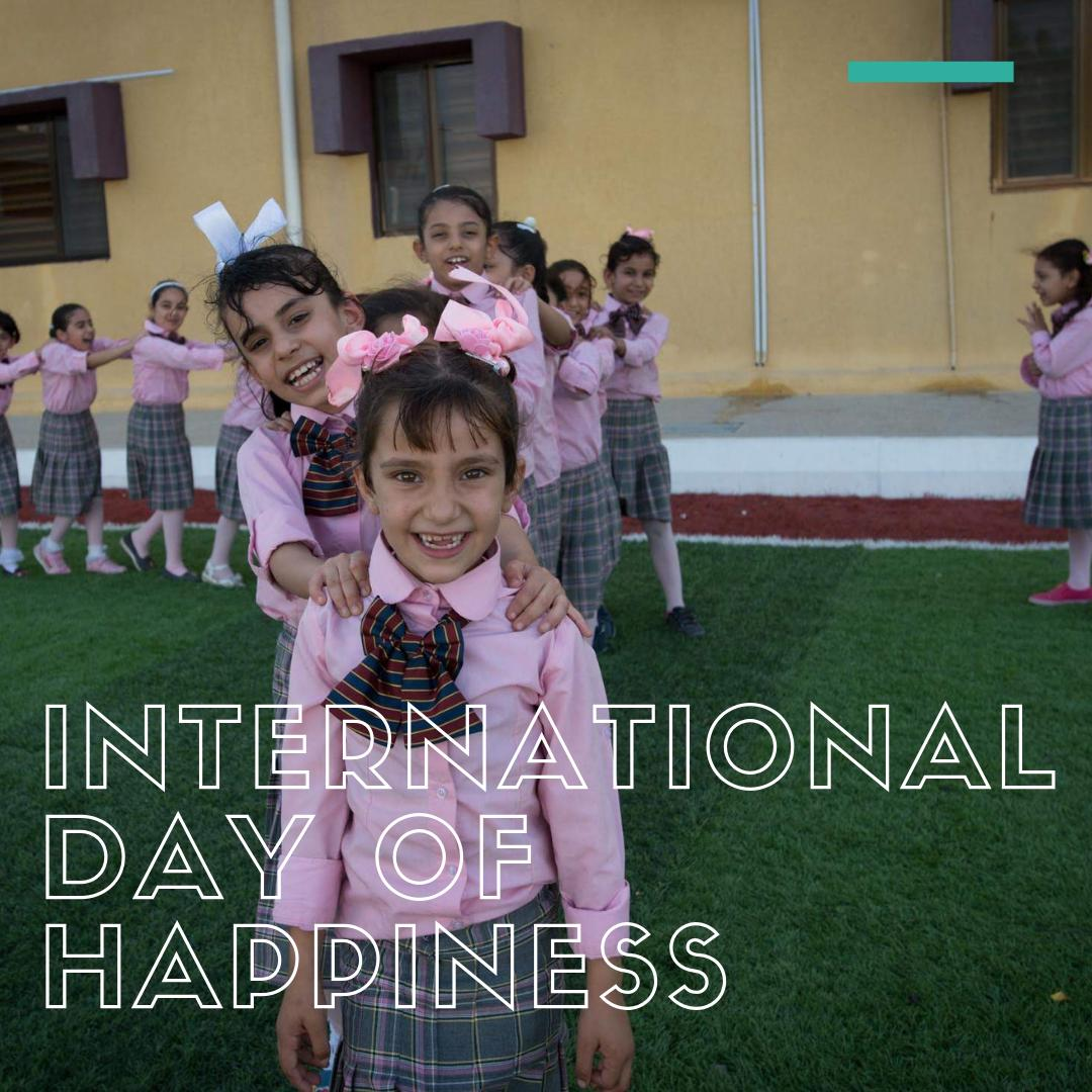 test Twitter Media - Wishing all our students, patients, staff and supporters lots of joy on this #InternationalDayofHappiness! https://t.co/qW2RyRdbdX