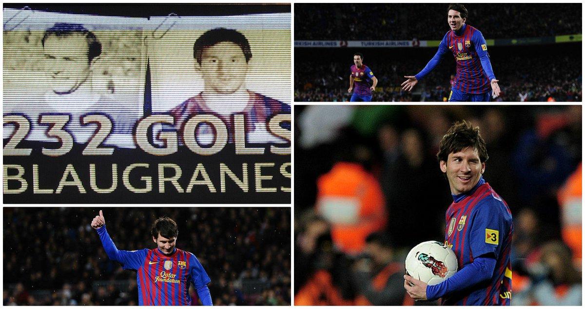 Match of the Day's photo on Messi