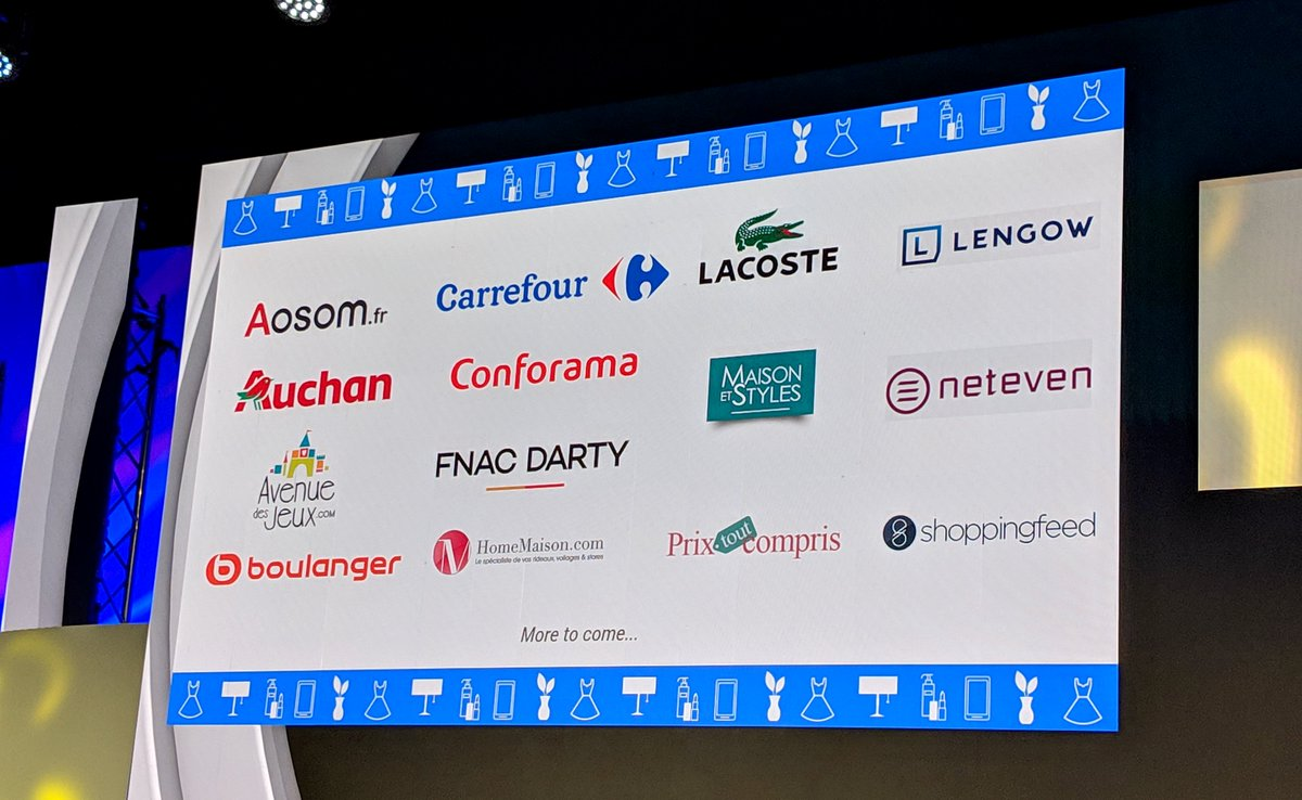 'We partner with retailers of all size and tech partners'