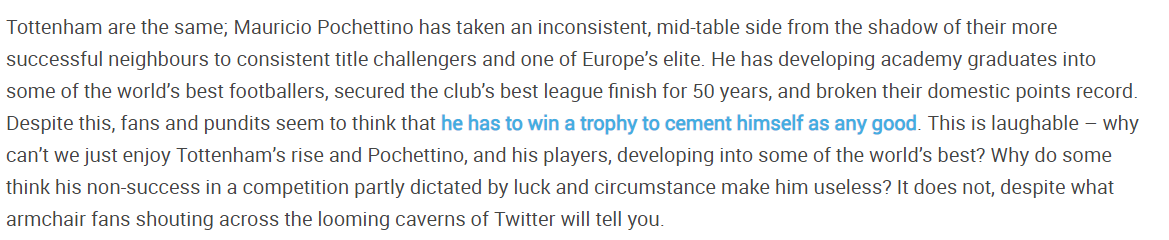 This from @F365 and @FootballRamble on Spurs is spot on. <br>http://pic.twitter.com/8nLvaijulB