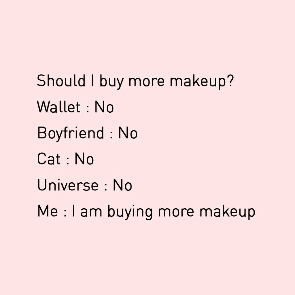 Drop your favourite emoji below if you can relate to this.  . . #MyGlamm #MyGlammCosmetics #MyGlammMakeup #Makeup #CrueltyFreeMakeup #VeganBeauty <br>http://pic.twitter.com/pr0pKZUHf4