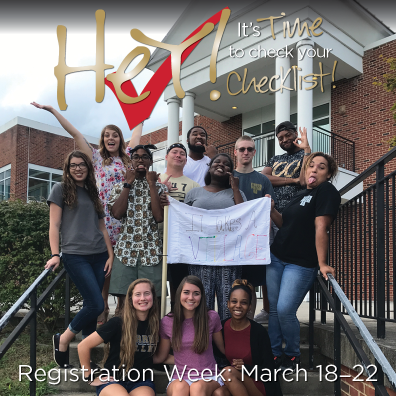 Hey, SOPHOMORES! Students who have already earned 24–55 credits should register for their fall classes TODAY! Use your planning tool on Portal to self-register for approved classes NOW! Find more details here: http://ow.ly/6hai50ncwks  #getready #fallsemester2019