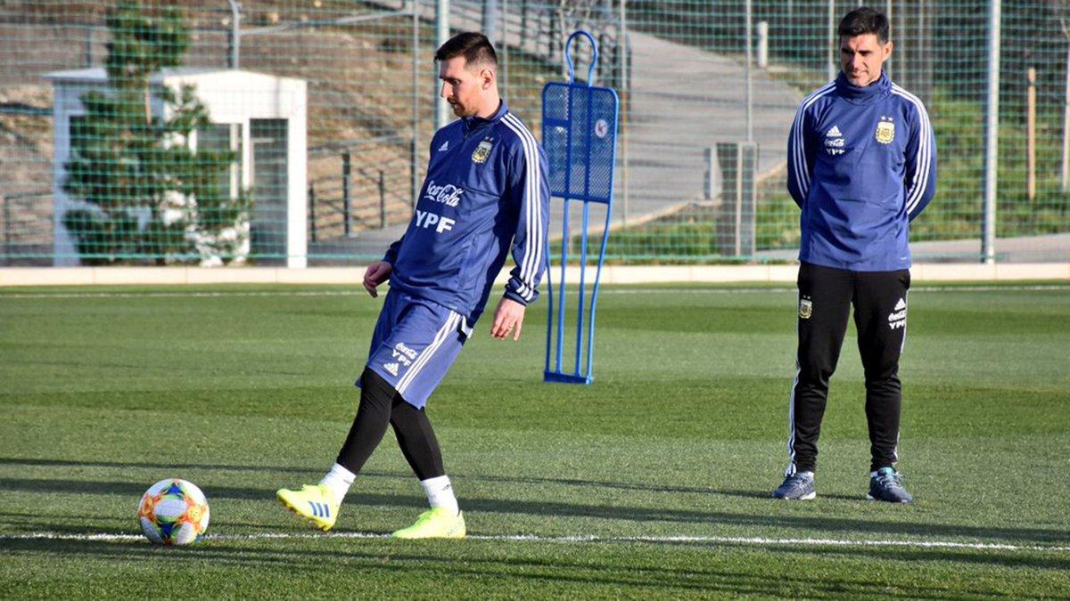 Infobae Deportes's photo on Messi