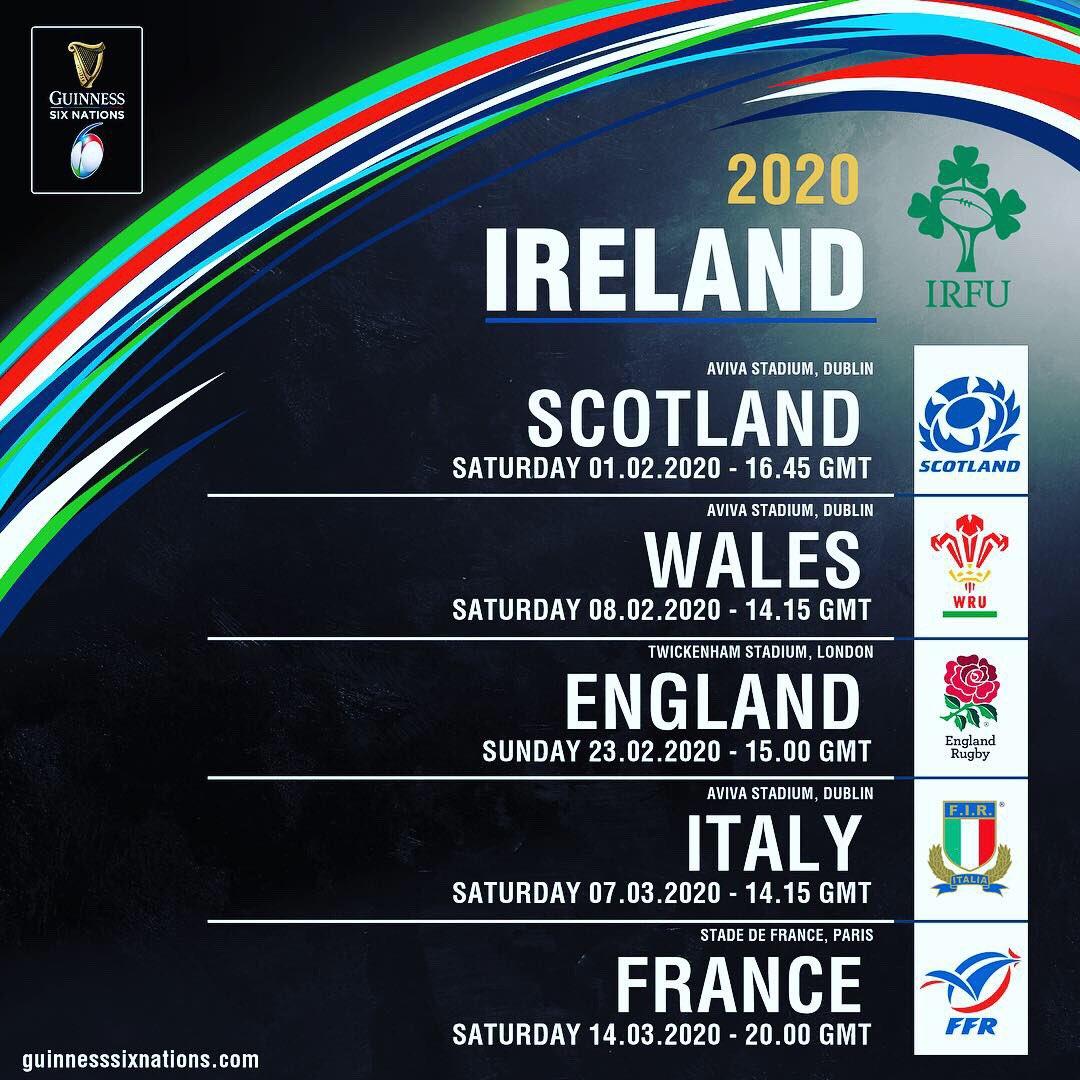 1a3951ebd01 Irish Rugby on Twitter: