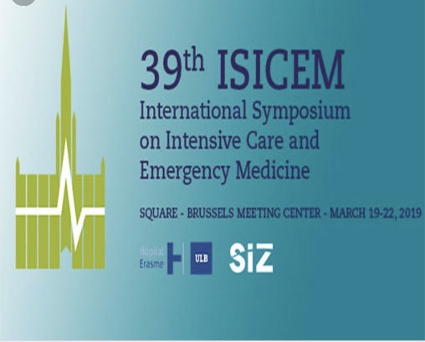 Shout out to @YvelynneKelly for #intensivecare #criticalcare megatweeting from #ISICEM19 @ISICEM #foamcc  MASSIVE <br>http://pic.twitter.com/lWqmRoNjE3