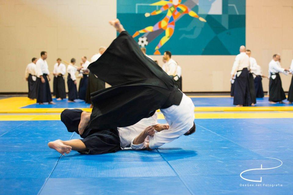 32a3027f3cc Aftermovie JBN aikidofestijn | Begin dit jaar was Sportcentrum Papendal het  decor voor een succesvolle editie van het JBN aikidofestijn.