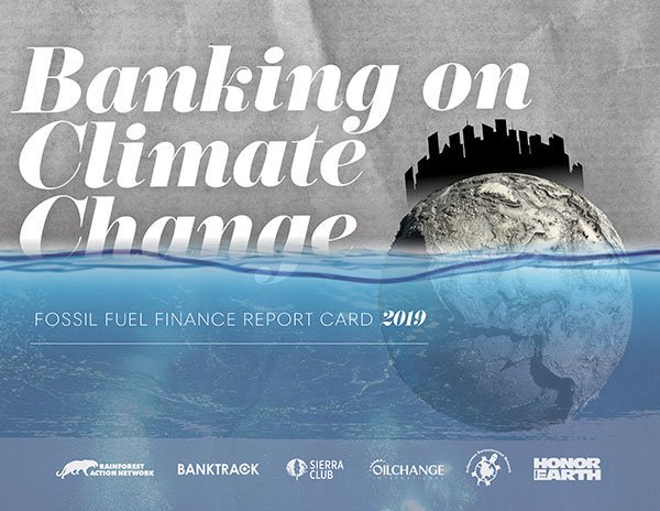BREAKING: New report finds that 33 of the world's largest banks have poured $1.9 *trillion* into fossil fuels since the Paris Agreement was adopted, with financing on the rise each year. #BankingOnClimateChange   https://www. ran.org/press-releases /bankingonclimatechange_2019/ &nbsp; … <br>http://pic.twitter.com/jMZG2OhqBx