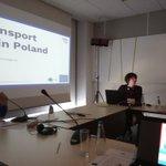 "Image for the Tweet beginning: Prezentacja raportu "" Emission Reduction"