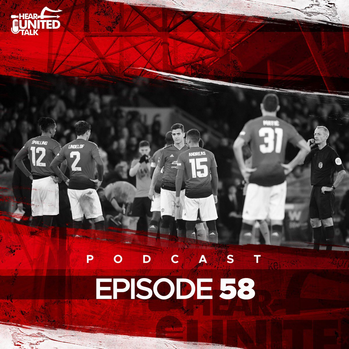 Reminder🚨: A new podcast will be recorded & released later this evening.  Key topics:  • Wolves 2-1 United • UCL Draw Reaction • End of Season Predictions  #mufc