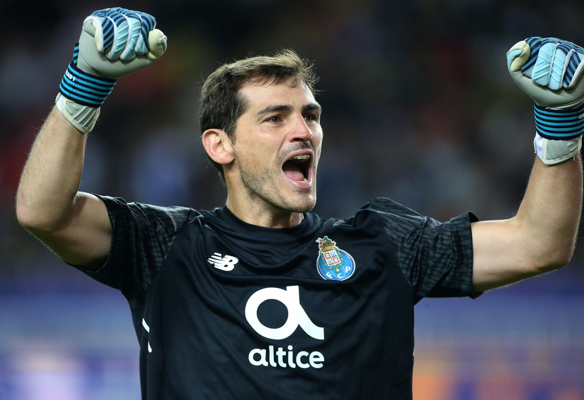 Iker Casillas has signed a new contract at Porto until 2021.   #UCL <br>http://pic.twitter.com/DUG0lKATx3