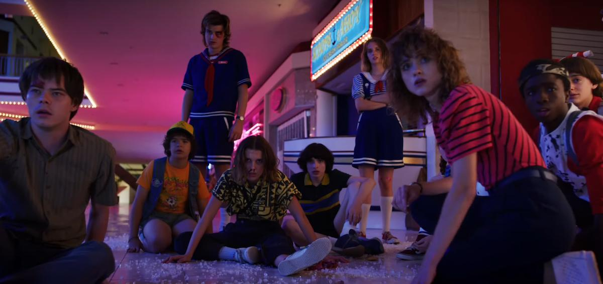 #StrangerThings3's first trailer brings the scares to summertime (and the mall) https://t.co/fpIQB0I7Fk https://t.co/HjyjOHfNps