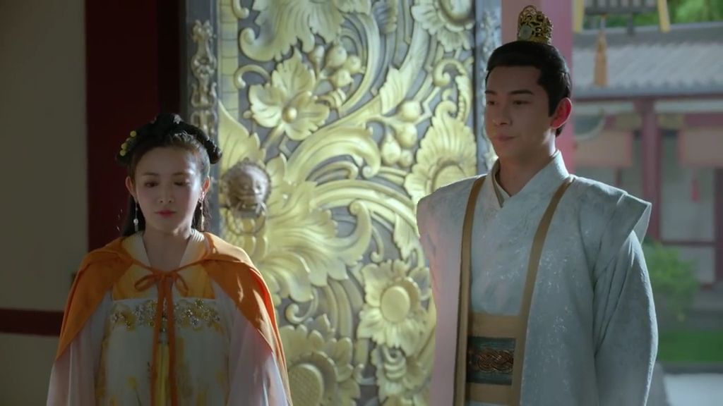 I wonder what Yong Niang and Pei Zhao were thinking    #goodbyemyprincess #东宫 #easternpalace<br>http://pic.twitter.com/b5sdqAsstz