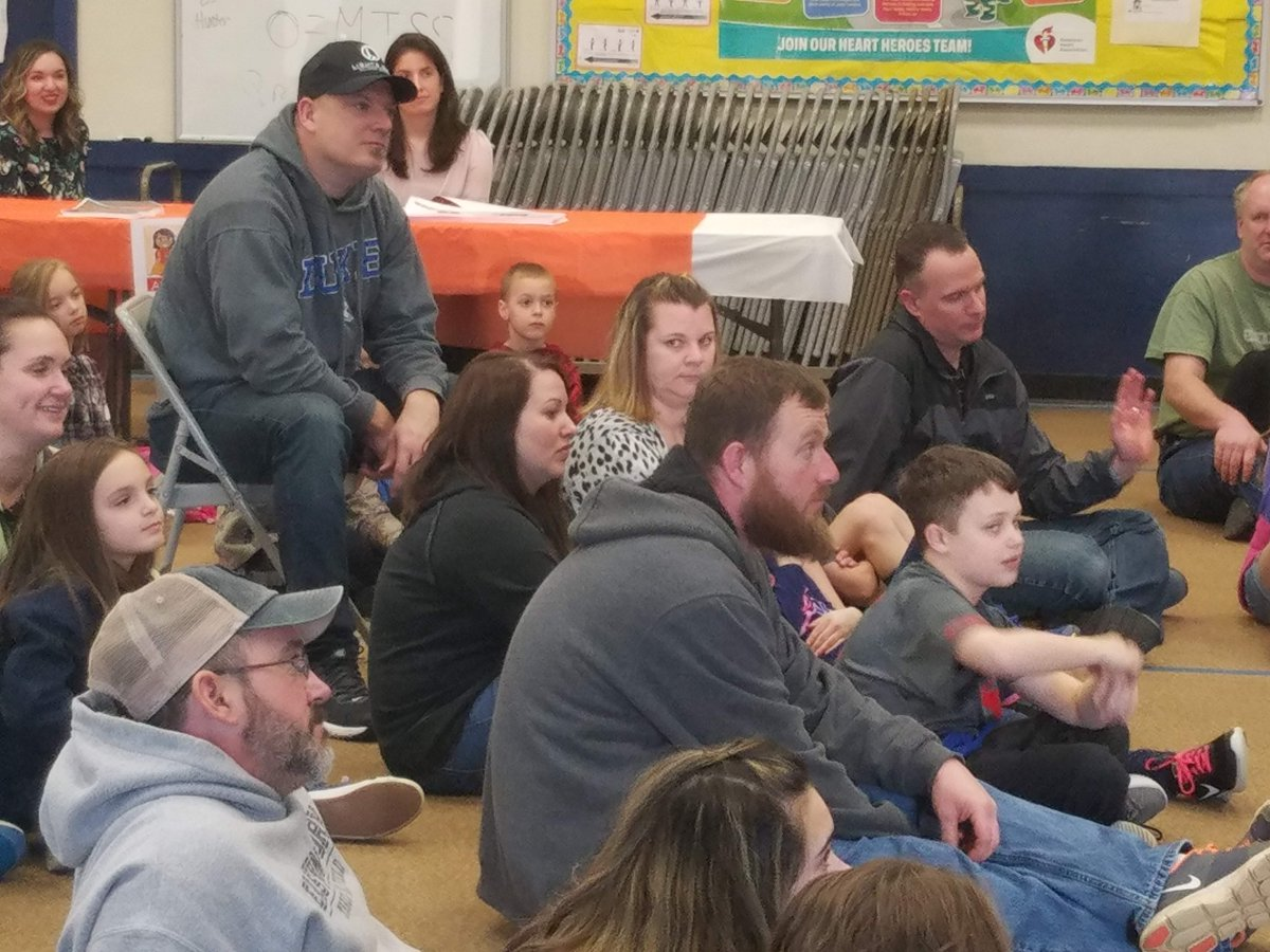 More about family STEM night @canadochly.  After listening to presentations about careers, students had the opportunities to design and create solutions to problems in those career fields. #STEM #STEAM @EasternYorkSD<br>http://pic.twitter.com/bTWPKh9PEr