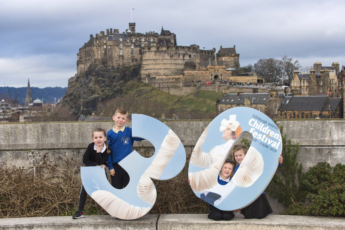 Hurray the 30th #EdChildrensFest tickets are now on sale http://www.imaginate.org.uk/festival/whats-on/… I love this photo from our launch @NtlMuseumsScot this morning! @CreativeScots @ScotGovInter @edfests @FedScotTheatre @AssitejUK @ASSITEJ @IPAYtweet @BrunstanePS