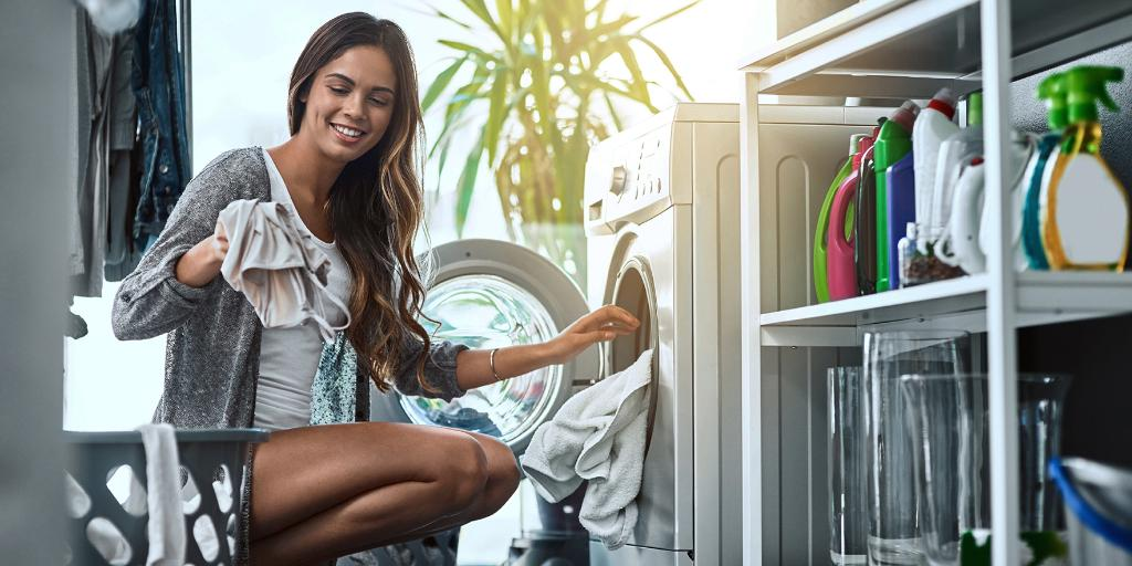 Spring cleaning means scrubbing some places you don't normally get to regularly. 🧼🧽 Use these tips for maintaining your washing machine. http://st8.fm/spring  #HereToHelp #springcleaning