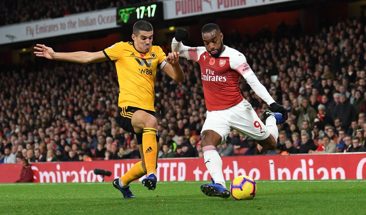 Arsenal PL fixture changes:  Arsenal vs. Crystal Palace Sunday, 21 April - kick-off 4pm.  Wolves vs. Arsenal Wednesday, 24 April - kick-off 7:45pm.  [@premierleague] #afc