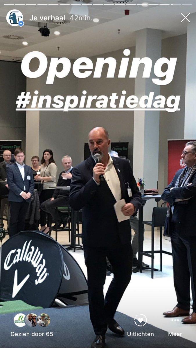 #inspiratiedag <strong>@golfvlaanderen</strong> https://t.co/3DLlAMfViz