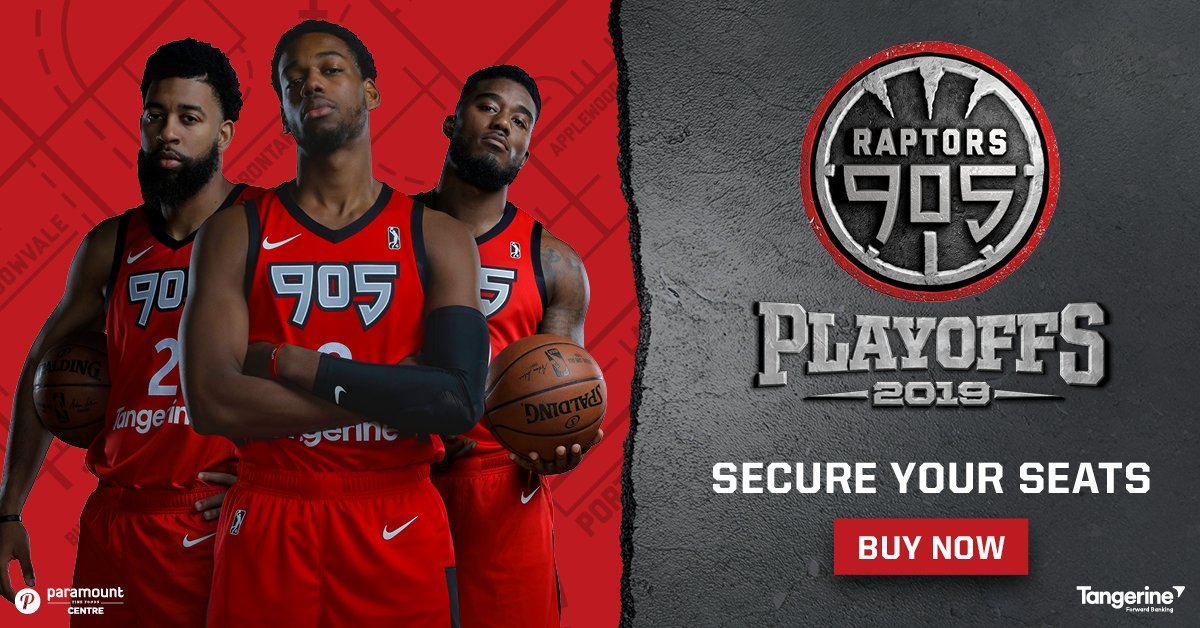 Playoff tickets are now on sale  Seats start at just $9.05   Tix » https://rpt.rs/2HIfqq3