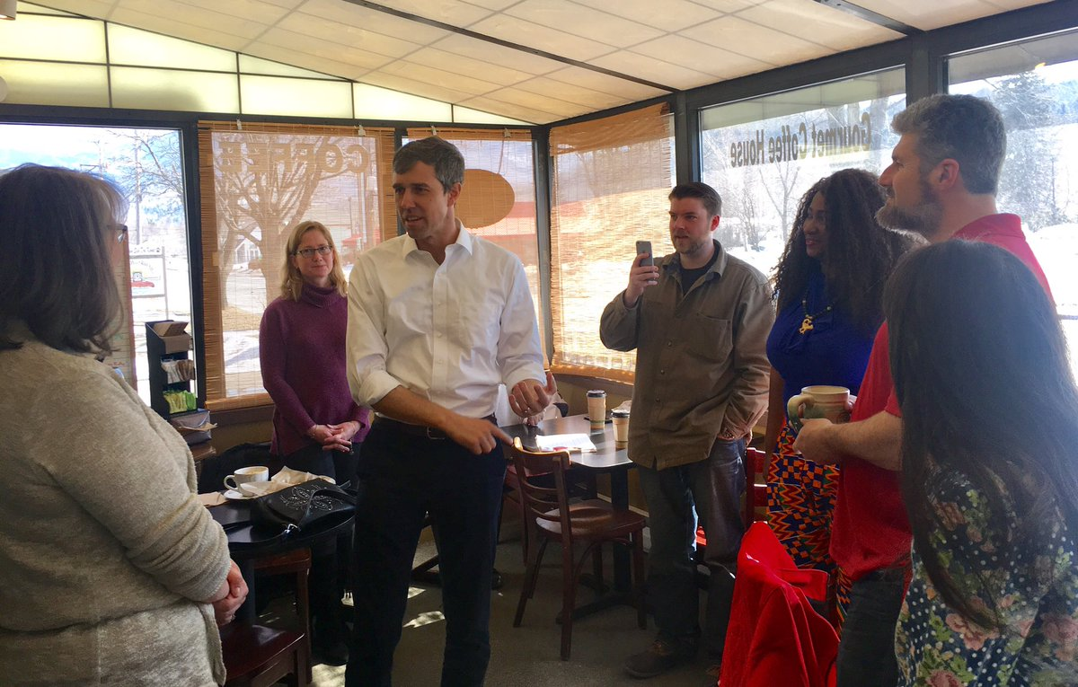 An impressive group coming together at White Mountain Cafe & Bookstore in Gorham. A truly informative discussion on the unique challenges faced by rural communities including a lack of access to broadband, capital, jobs, health care, mental health care, and services for veterans.