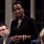 Image for the Tweet beginning: MP Celina Caesar-Chavannes quits Liberal