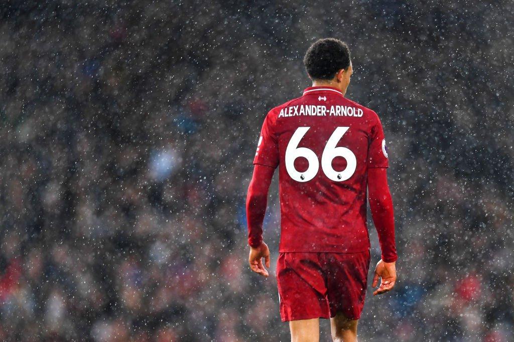 BBC Sport's photo on Trent Alexander-Arnold
