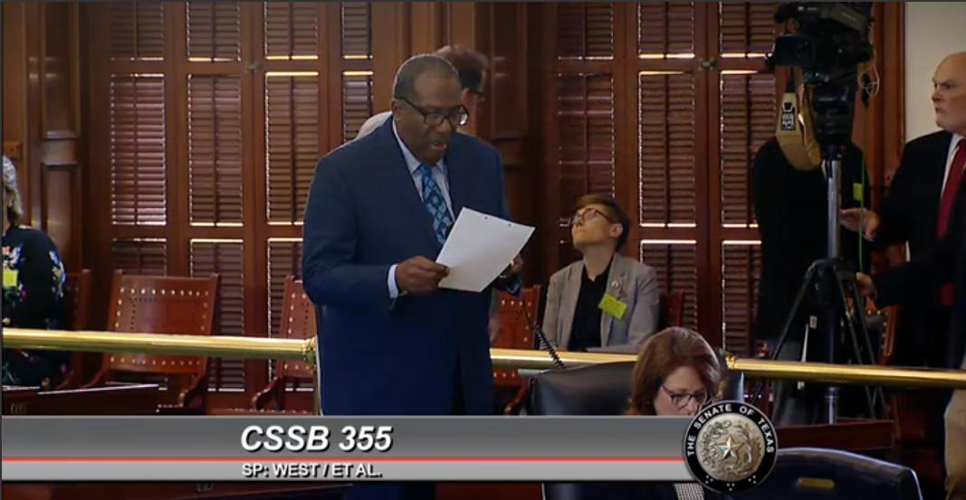 One of our top priority bills is on the move! @SenRoyceWest's #SB355 won unanimous approval in the #txlege Senate today and now moves to the House. SB 355 will set in motion the process for Texas to participate in the Family First Prevention Services Act. #ProtectTXKids #FFPSA