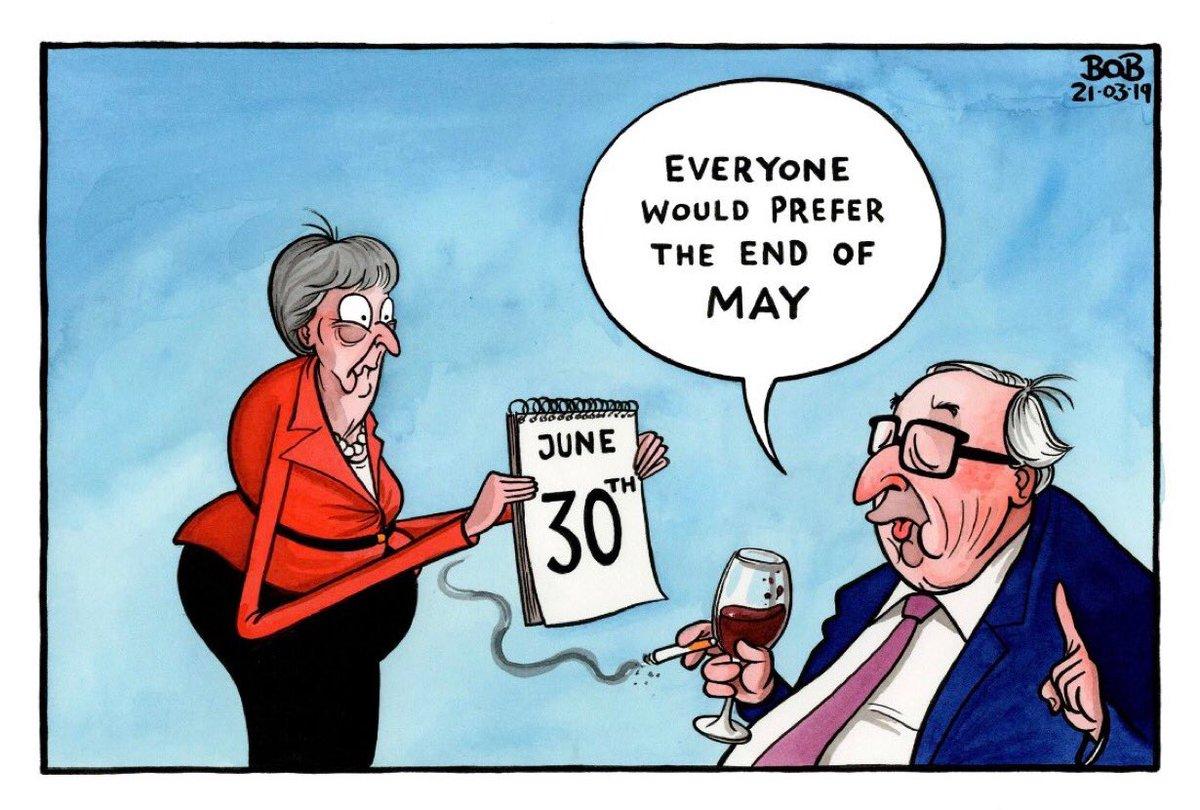 Political Cartoon's photo on Bercow
