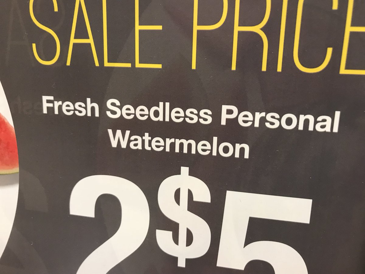 Why does this make the watermelon sound like it's a sex thing