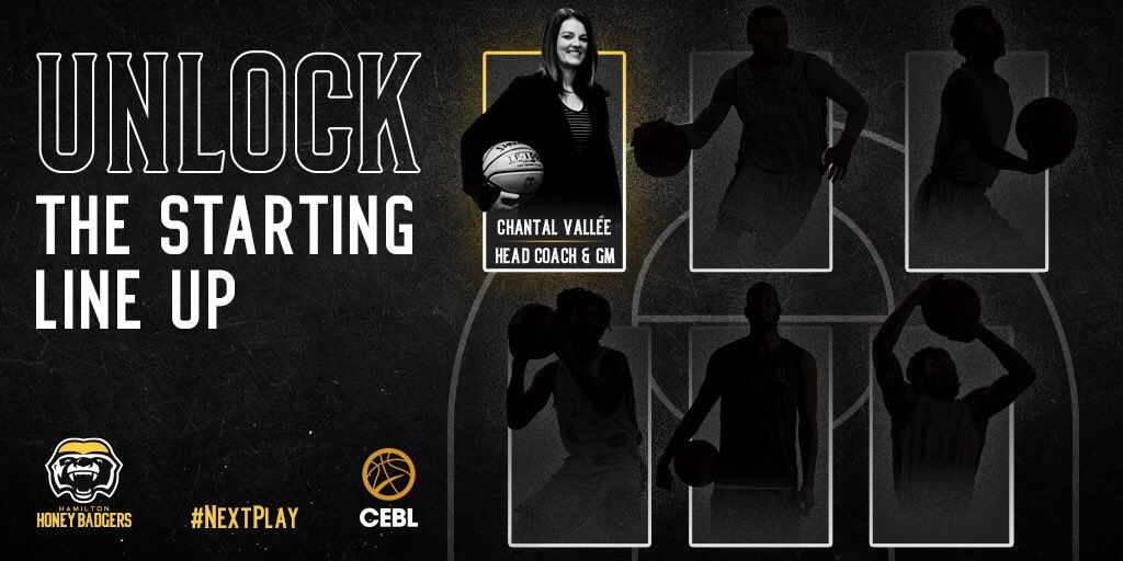 Tune in this Saturday, March 23rd at 7 pm to unlock the starting lineup. Visit  http:// cebl.tv  &nbsp;   to sign up now.   #HoldCourt #NextPlay <br>http://pic.twitter.com/6aVjFZ2lSW