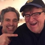 Image for the Tweet beginning: Last night with @MMFlint and