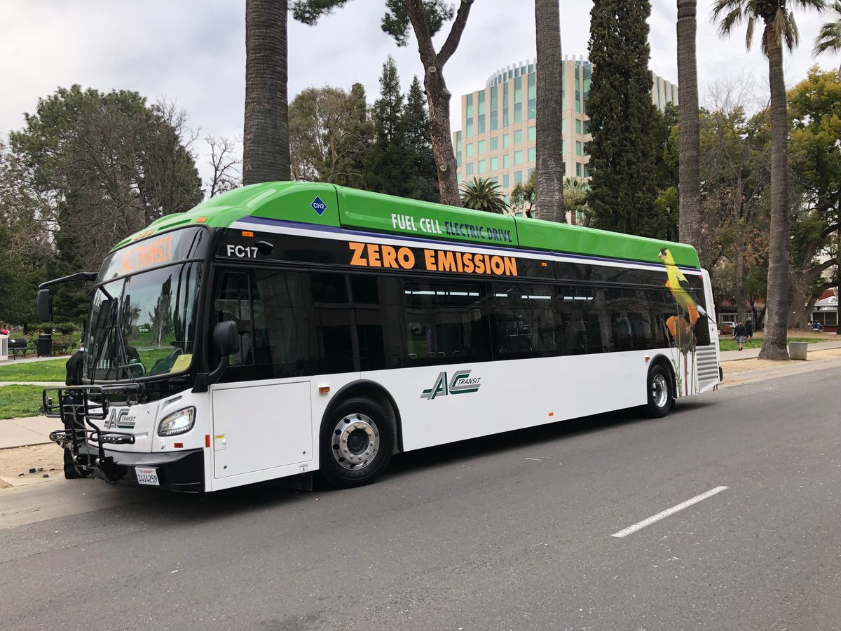 AC Transit Green (@act_environment) | Twitter