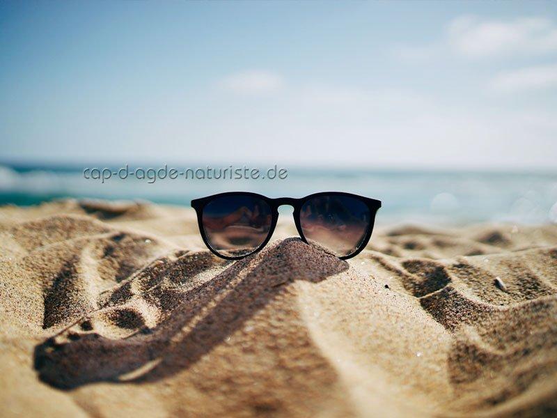 Öffentlicher Strand Cap D Agde
