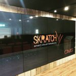 Image for the Tweet beginning: The Skratch Showroom all set