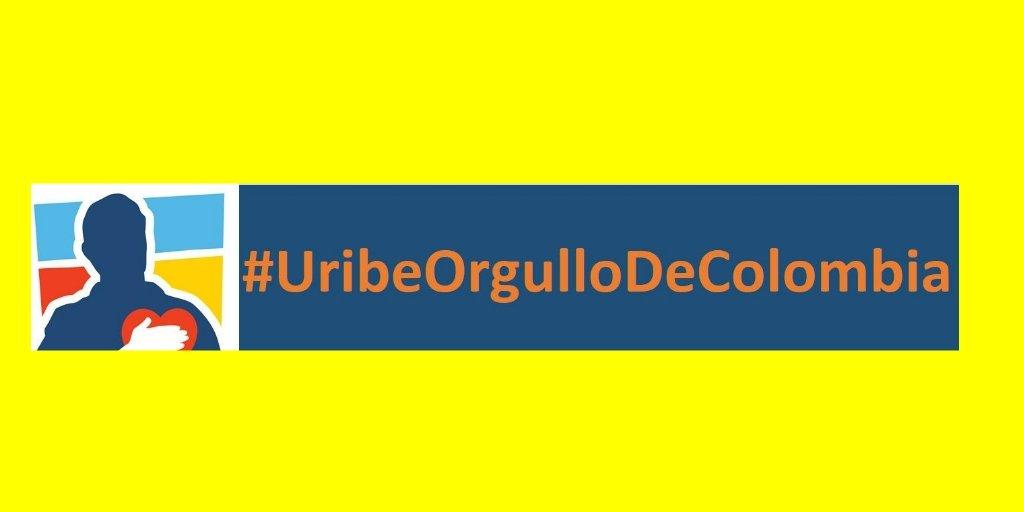 El Republicano®'s photo on #UribeOrgulloDeColombia