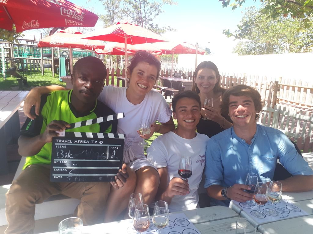 La Petite France in South Africa | Bikes 'n Wines