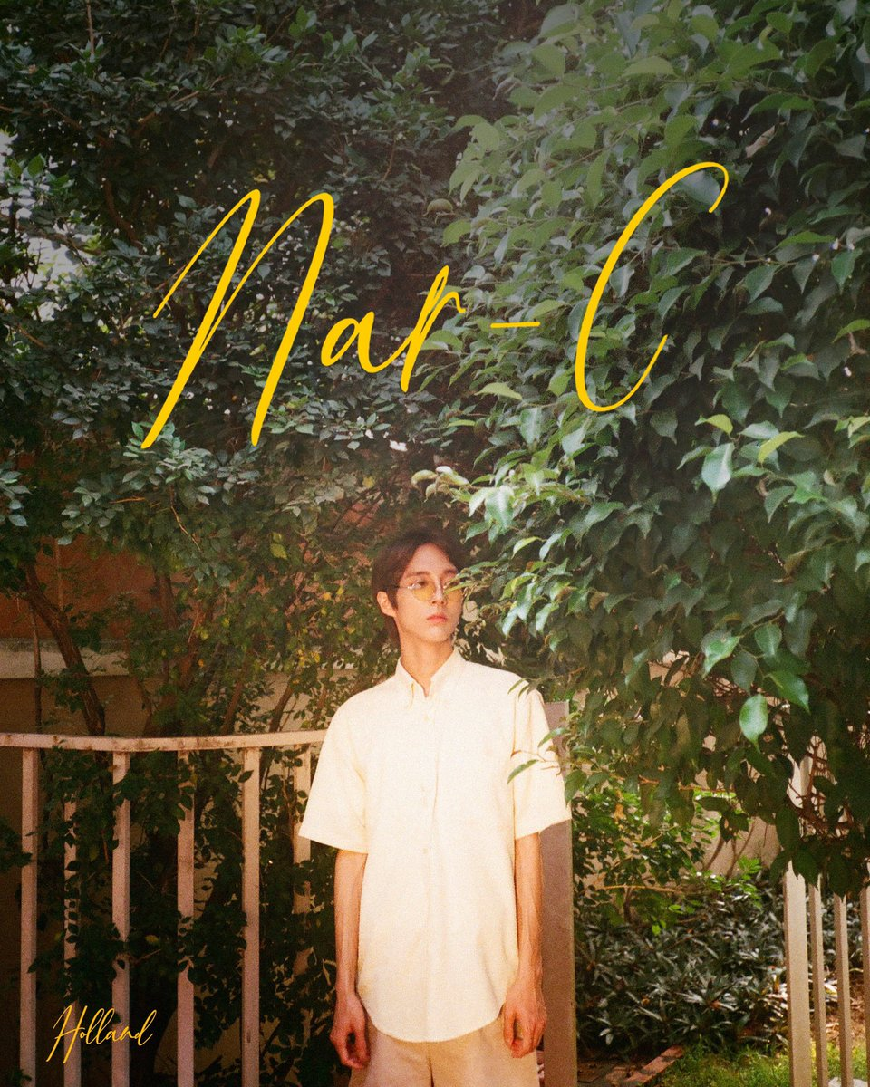 There was a boy who fell in love🌿  #Nar_C   2019.3.31 KST 6PM  #Holland MINI ALBUM [#HOLLAND]