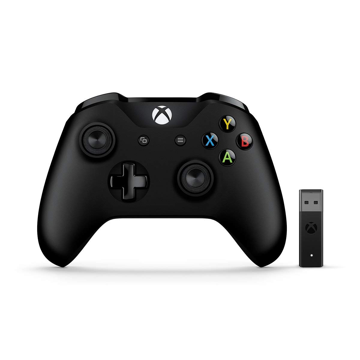 "Get an Xbox Wireless Controller + Wireless Adapter for Windows 10 for $53.80 (Was $79.95)  <a href=""http://mjr.mn/RWN1I"" rel=""nofollow"" target=""_blank"" title=""http://mjr.mn/RWN1I"">mjr.mn/RWN1I</a> https://t.co/5bOqTKx0Fl."